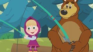 Cartoni animati Episodio 2 | A pesca sul lago con Orso (Secondo Episodio)