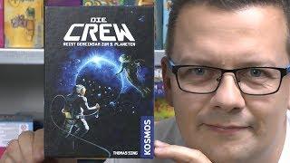Die Crew (Kosmos) - ab 10 Jahre - kooperativ - Stichspiel - Kennerspiel des Jahres 2020