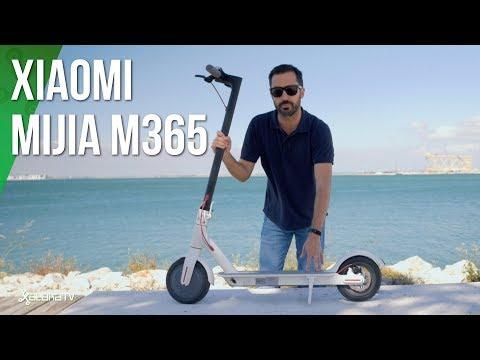 Patinete Xiaomi Mijia M365, review en español: EL TRANSPORTE del MOMENTO