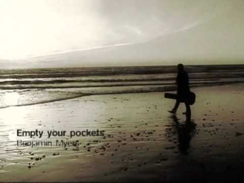 Empty your pockets by Benjamin Myers