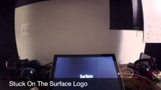 Microsoft Surface Pro 3 Issues