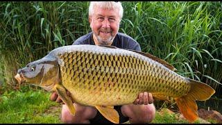 Carp Fishing At Lake Balaton With Steve Briggs And Catch Carp Hungary