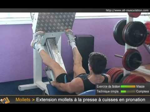 La motte le bodybuilding
