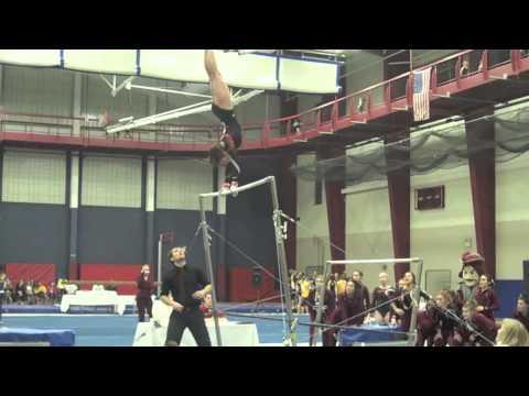 Hamline University Gymnastics Montage 2013