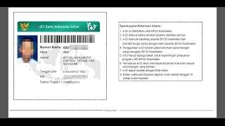 Vidio Tutorial Pendaftaran BPJS Online