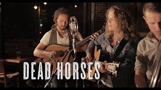 """Public Domain: Dead Horses perform """"Lily Of The West"""""""