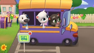 My Talking Tom Friends - Gameplay: #DAY3 (Android, iOS)