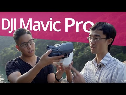 DJI Mavic Pro Hands-on Review