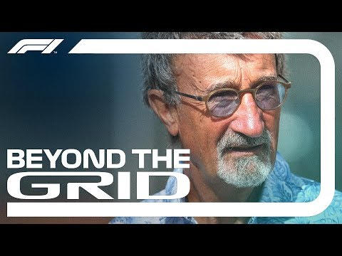 Eddie Jordan Interview | Beyond The Grid | Official F1 Podcast