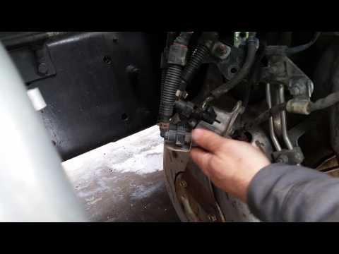 Replacing NOx sensors on a 2013 Hino 258 - смотреть онлайн на Hah Life