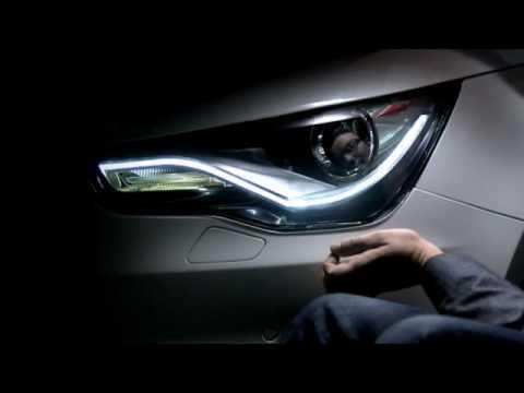 Audi A1 Lichtsystem