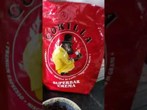 GORILLA Espresso☕ & Philips Kaffeevollautomat Serie EP5960/10,