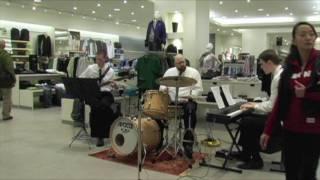 Alice in Wonderland by Fain/Hilliard performed by Geoff Peters Trio (jazz)