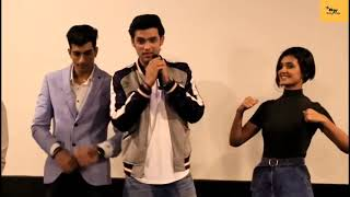 Singer Composer Palash Muchhal Launches His New Single Aakhri Baar