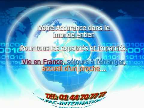Fac International : Assistance et Assurance monde entier.