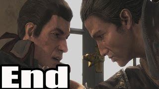 Assassin's Creed Rogue Shay Kills Arno's Father / Ending