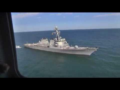 Черноморский флот контролирует НАТО на учениях «Sea Breeze 2019»