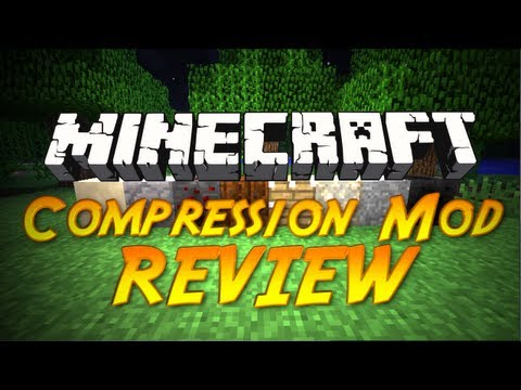 Minecraft: Compression Mod Review