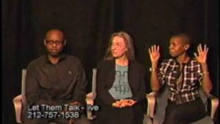 Occupy Wall Street - African-Americans organizers