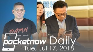 Samsung Galaxy Note 9 pictured, iPhone 9 bezels revealed & more - Pocketnow Daily
