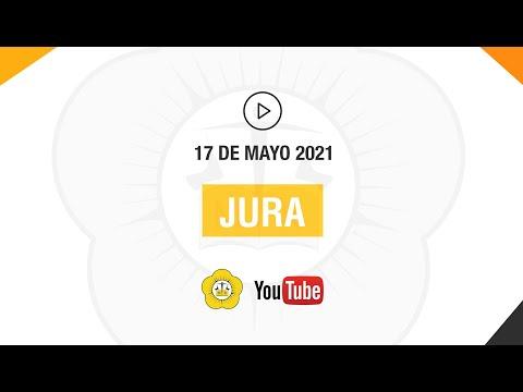 JURA - 17 de Mayo 2021