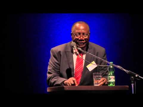 Conférence Prof. Theophile Obenga
