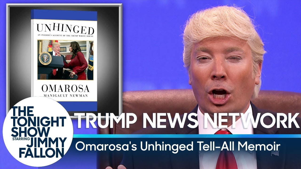 "Trump News Network: Omarosa's ""Unhinged"" Tell-All Memoir thumbnail"