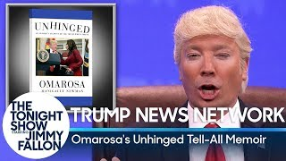 Trump News Network: Omarosa's
