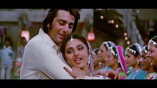 Pyar Kise Kehte Hai 4K Song   Sanjay Dutt   Jaya Prada   Kishore Kumar   Asha Bhosle