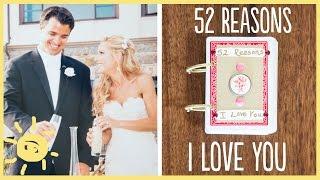 DIY | 52 Reasons I Love You