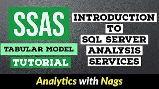 Introduction to SQL Server Analysis Services - SSAS Tutorial (1/15)