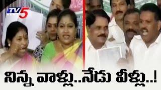 Palle Raghunath Reddy vs Chevireddy Bhaskar Reddy – ముందు మేమొచ్చామా మీరొచ్చారా..?