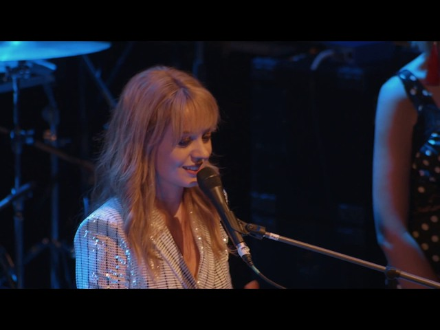 We Were In Trouble (Live) - Marlene Enright