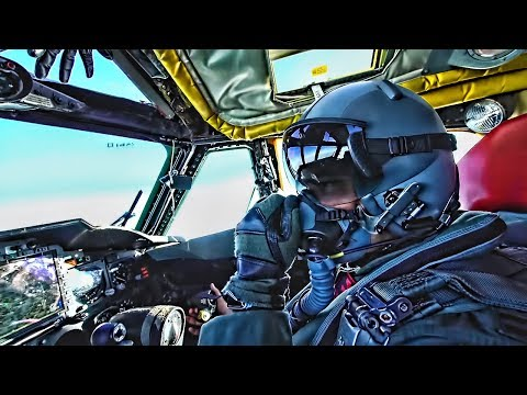 Bomber Flight (2019) • Inside The B-52H Stratofortress