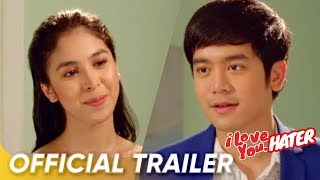 "Once you become haters, could you ever become lovers?  That's exactly what Zoey (Julia Barretto) and Joko (Joshua Garcia) are going to find out as they navigate the world of glamour, truth, and lies, all while trying to impress Sasha (Kris Aquino) of course!  ""I Love You, Hater"" is directed by Giselle Andres. It opens in cinemas July 11.  Subscribe to the ABS-CBN Star Cinema channel! -  http://bit.ly/ABSCBNStarCinema  For the latest movie, news, trailers & exclusive interviews visit our official website http://starcinema.abs-cbn.com  And connect with us in our Social pages: Facebook: https://www.facebook.com/StarCinema Twitter: https://twitter.com/starcinema Instagram: http://instagram.com/starcinema"