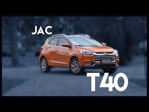 JAC T40, primeira volta - RACIONAUTO