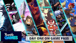 Humble Games Day One Game Pass