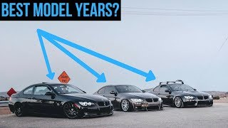 What Are The Best Model Years To Buy? (BMW 335i)