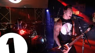 Gambar cover Bullet For My Valentine - No Way Out, at Radio 1's Rock Night