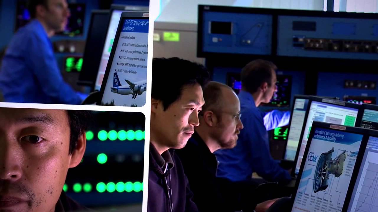Boeing - Episode:  Engine Integration