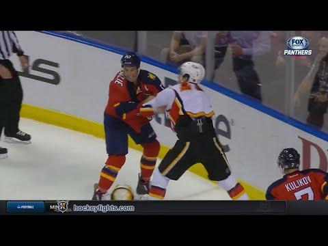 Derek MacKenzie vs. Josh Jooris