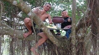 Ăn Lẩu Trên Cây - Phong Cách Ẩm Thực Mới Lạ Nhất Việt Nam ( Eat Hot Pot On The Tree )