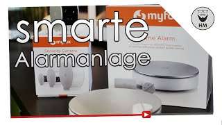 Die perfekte Home Security Lösung? myfox Home Alarm im Review - HansMax