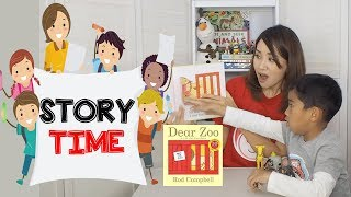 Kindergarten | Animals | Teacher Celine