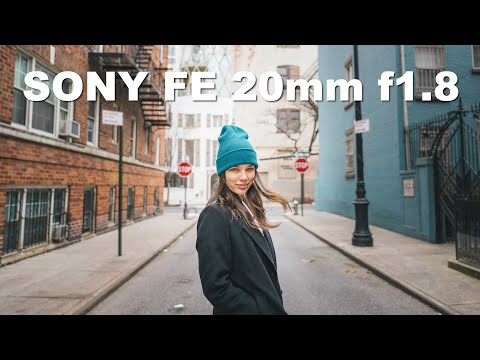 External Review Video 0YdS5xmYxCA for Sony FE 20mm F1.8 G Lens (SEL20F18G)