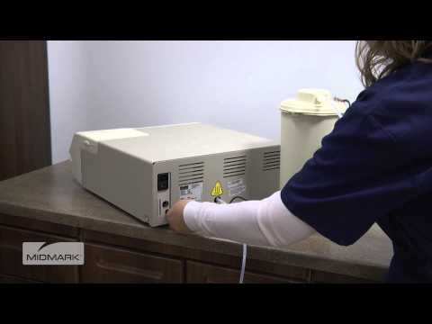How to Install a Midmark M3 UltraFast® Sterilizer