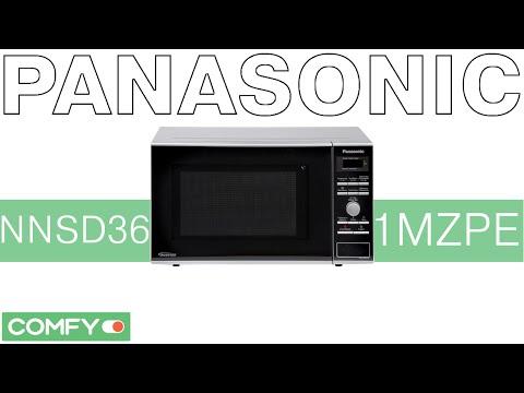 Фото - Микроволновая печь (СВЧ) Panasonic NN-SD361MZPE