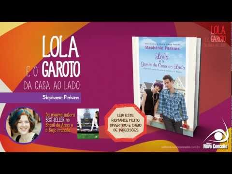Book trailer: Lola e o Garoto da Casa ao Lado