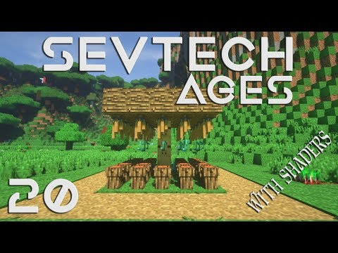 SevTech Ages #9 - Bronze Protection and Baykok Summoning