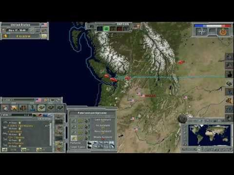 how do i build units :: Supreme Ruler Cold War General Discussions